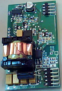 resonant mode flynack converter